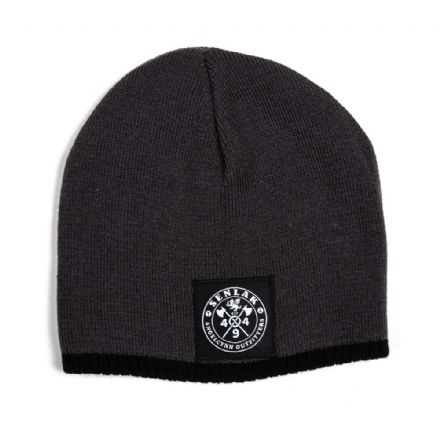 Senlak Two Tone Beanie - Graphite/Black